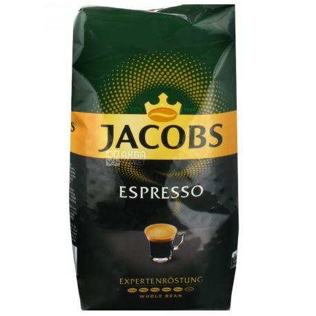 Jacobs Espresso, 500г, кофе в зернах