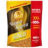 Черная Карта Gold, растворимый кофе, 400 г, м/у
