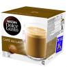 Nescafe Dolce Gusto Cafе Au Lait, 16 шт., Кава Нескафе Дольче Густо Кафе, темного обсмаження, в капсулах