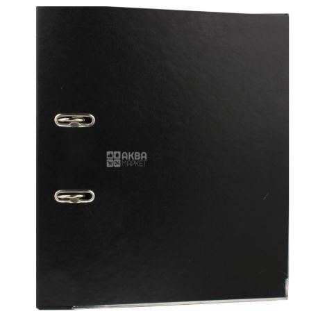 Economix Папка-регистратор Lux, А4, ассорти, 50 мм