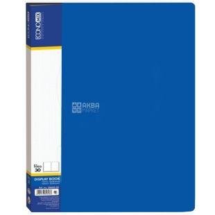 Economix Папка на 30 файлів, Асорті, А4