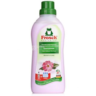 Frosch, 750 ml, Rinse conditioner, Rosehip