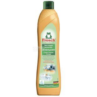 Frosch, 500 ml, Cleaning Milk, Orange
