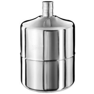 Sibolle бутель для води, 18,9 л, Без ручки, Нержавіюча сталь