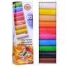 Koh-I-Noor, Пластилін, 10 кольорів, 200 г, картон
