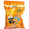 Jacobs 3in1 Original, Instant coffee sticks, 56 pcs. 12 g