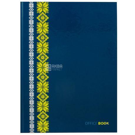 Optima Блокнот, Твердая обложка, А4, 96 листов