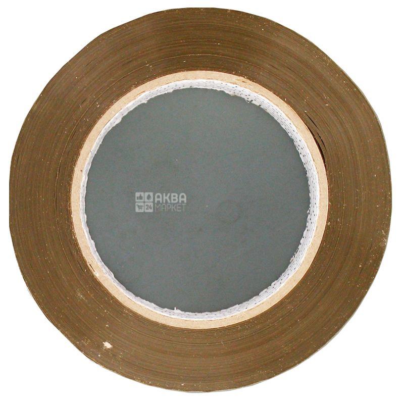 Format Лента клейкая упаковочная, коричневая,  45мм*200 яр