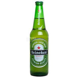 Heineken Premium Quality, light filtered beer, 0.5 l