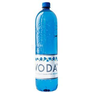 VODA UА Вода негазована, 1.5 л, ПЕТ, упаковка 8 шт