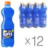 Fanta, Shokata, Упаковка 12 шт. по 0,5 л, Фанта Шоката, Лимон-Бузина, Вода сладкая, с натуральным соком, ПЭТ