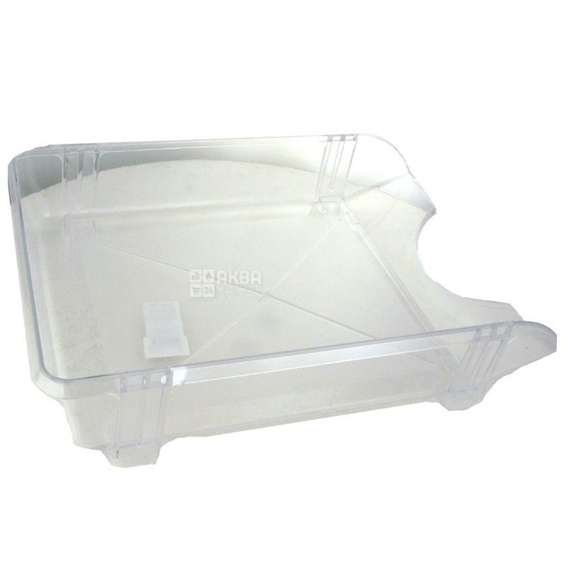 Economix E31803-00, Лоток для бумаг горизонтальный, Прозрачный, Пластик