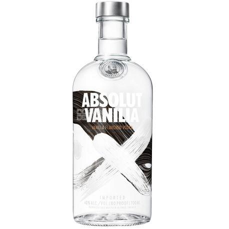 Absolut Vanilia, Vodka, 40%, 0.7 l