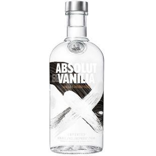 Absolut Vanilia, Водка, 40%, 0,7 л