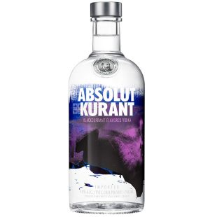 Absolut Kurant, Горілка, 40%, 0,7 л