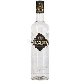 Blagoff Classic, Водка, 40%, 0,5 л