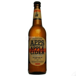 APPS, Classic Cider, 0.5 L