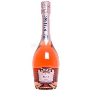 Marengo Rose, Вино игристое розовое полусладкое, 0,75 л