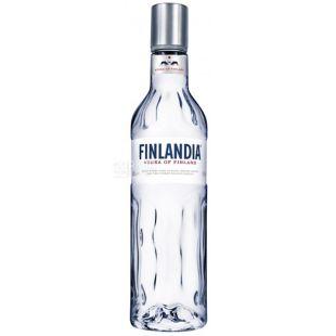 Finlandia, Водка, 40%, 0,5 л