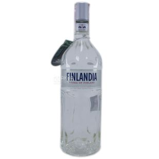 Finlandia, Водка, 40%, 1 л