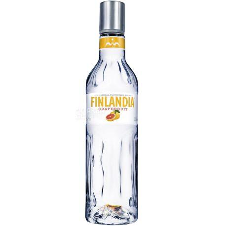 Finlandia, Водка, Грейпфрут, 37,5%, 0,5 л