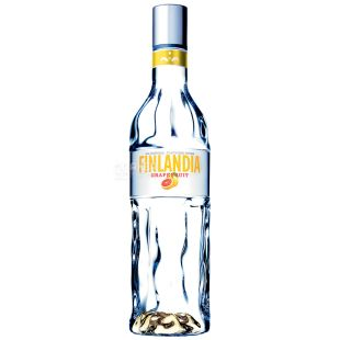 Finlandia, Vodka, Grapefruit, 37.5%, 1 L