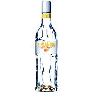 Finlandia, Водка, Грейпфрут, 37,5%, 1 л