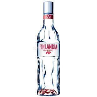 Finlandia, Водка, Клюква белая, 37,5%, 0,7 л
