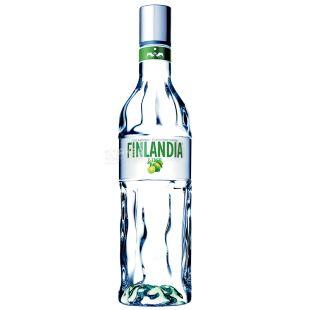 Finlandia, Водка, Лайм, 37,5%, 1 л