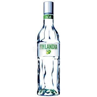 Finlandia, Vodka, Lime, 37.5%, 1 l
