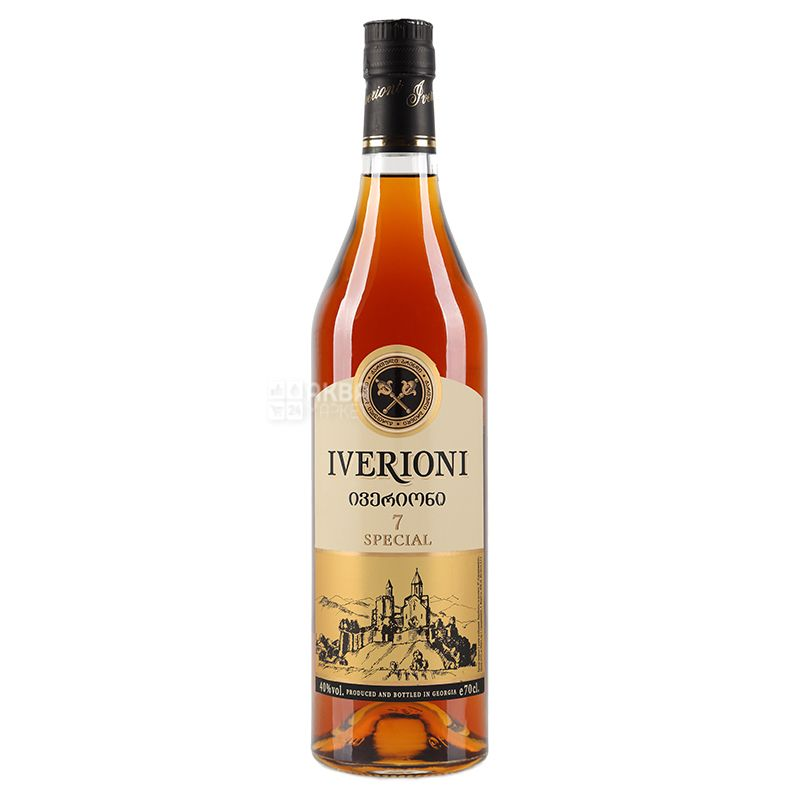 Iverioni 7 Special, brendi, 0,5