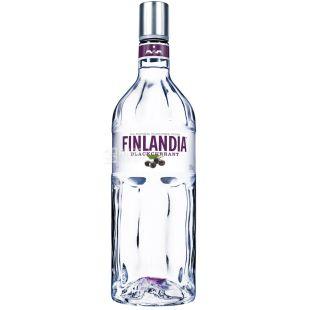 Finlandia, Водка, Черная смородина, 37,5%, 1 л