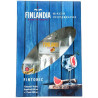 Finlandia Mix Pack, Grapefruit Vodka Set + Schweppes drink, 0.5 + 2 * 0.5 l, cardboard