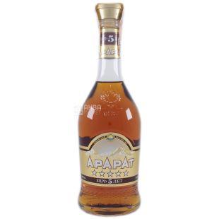 Ararat коньяк 5 років витримки, 0,5 л