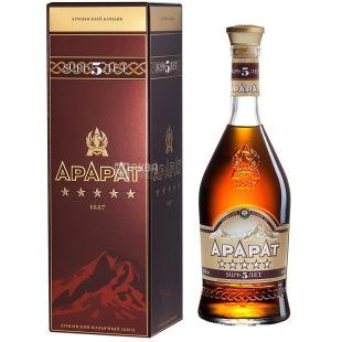 Ararat коньяк 5 лет выдержки, 0,7 л