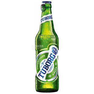 Tuborg Green Пиво, Світле фільтроване, 0,33 л