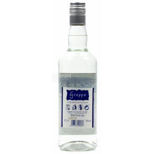 Madruzzo Grappa, 0.7 L, Glass Bottle