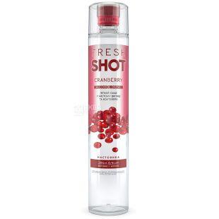 Fresh Shot Cranberry, Настойка со вкусом клюквы, 28%, 0,5 л