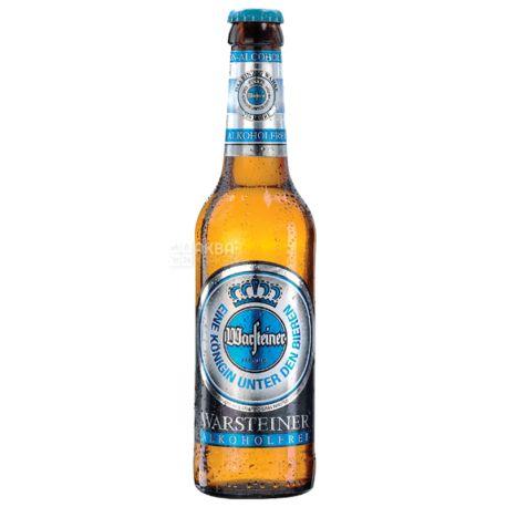 Warsteiner Fresh, безалкогольное пиво, 0,33 л