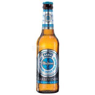 Warsteiner Fresh, безалкогольне пиво, 0,33 л, скло