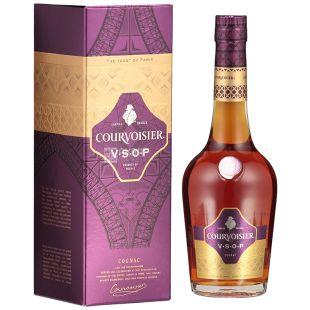 Courvoisier Коньяк, VSOP, 0,5 л, Стеклянная бутылка