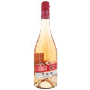 Hugo Frizzante Rose, Вино игристое розовое, 0,75 л