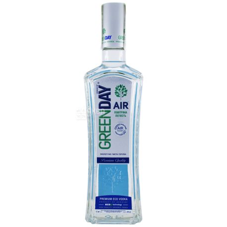 Green Day Air, Горілка, 40%, 0,7 л