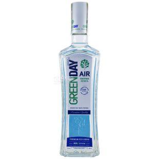 Green Day Air, Водка, 40%, 0,7 л