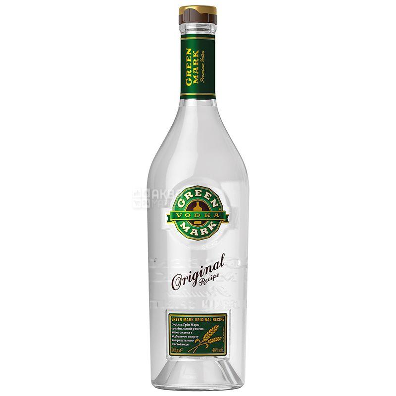 Green Mark Original Recipe, Горілка, 40%, 0,5 л