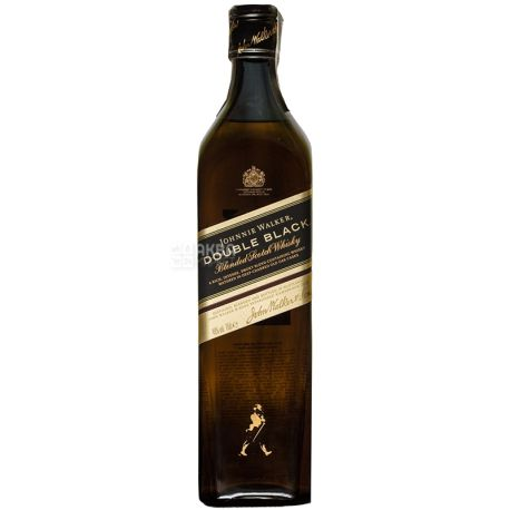Johnnie Walker Double Black Віскі, 0.7л, скло, картонна упаковка