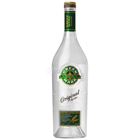 Green Mark Original Recipe, Водка, 40%, 0,7 л