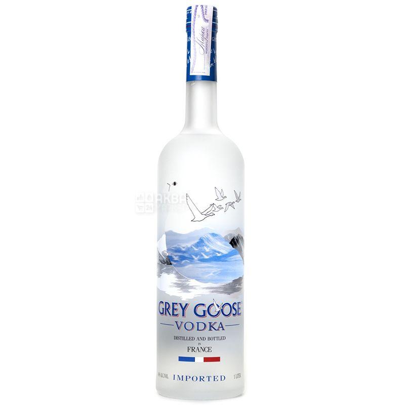 Grey Goose, Водка, 40%, 1 л