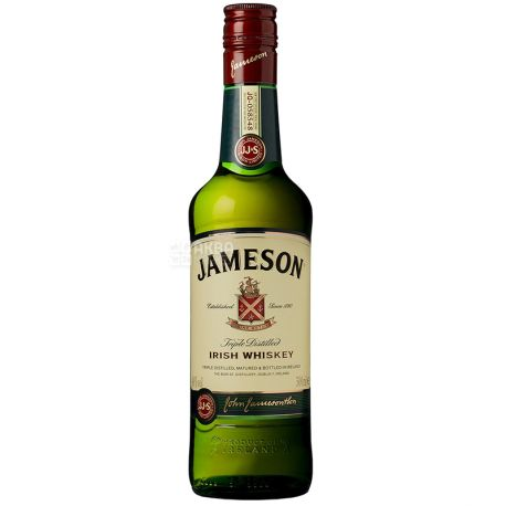 Jameson Віскі, 0.5л