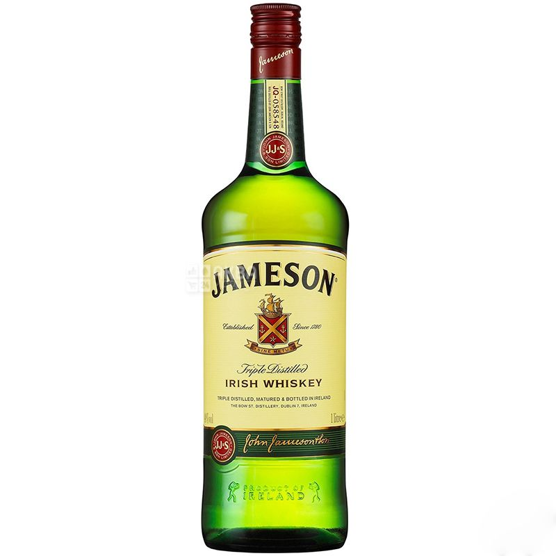 Jameson Виски, 1л